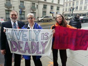 "The ""hateful"" and ""dangerous"" Scott Lively with Lesbian Accusers"