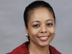 Marlene Malahoo Forte Atty General of Jamaica