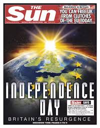 Sun Independence Day Cover